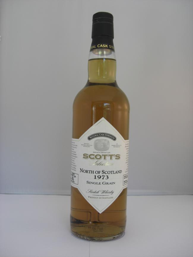North of Scotland 39 years old single grain