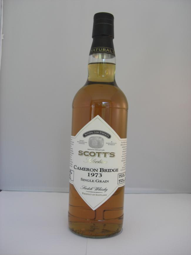 Cameron Bridge 37 years old single grain