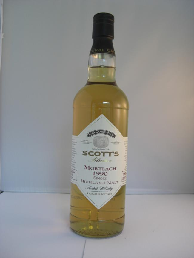 Mortlach 17 years old