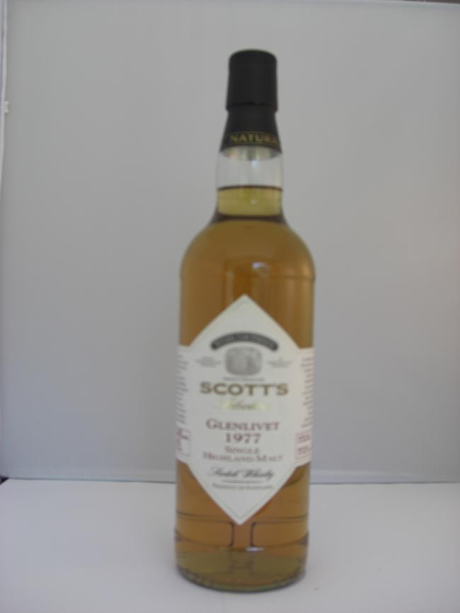 Glenlivet 32 years old