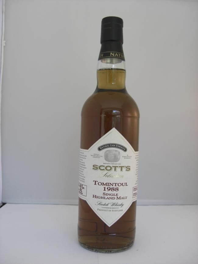 Tomintoul 23 years old