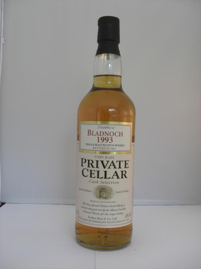 Bladnoch 14 years old