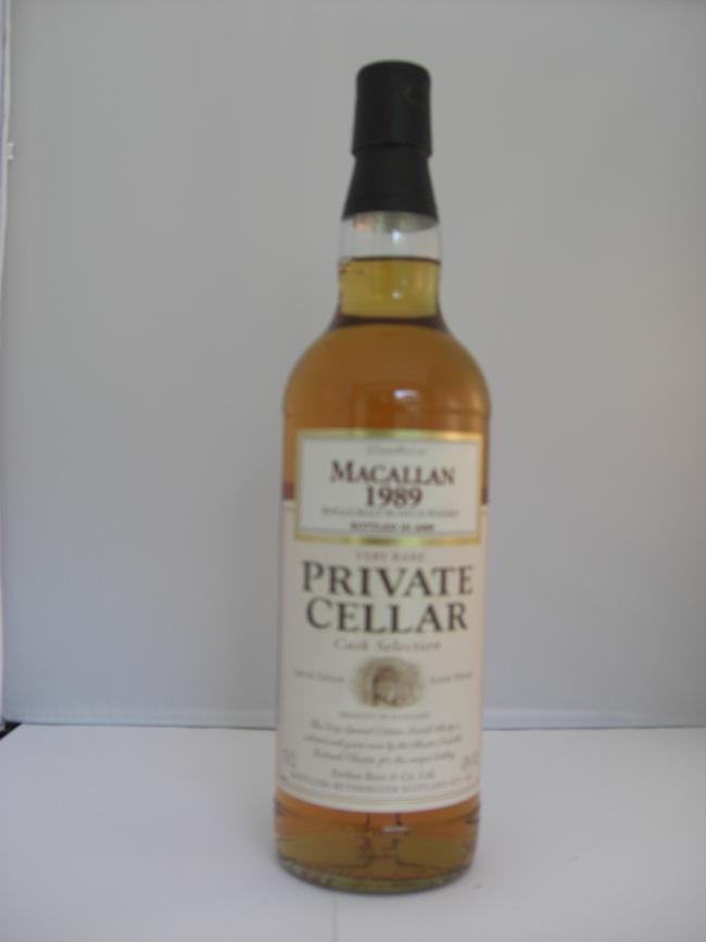 Macallan 20 years old