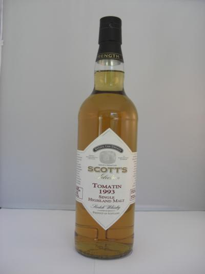 Tomatin 19 years old