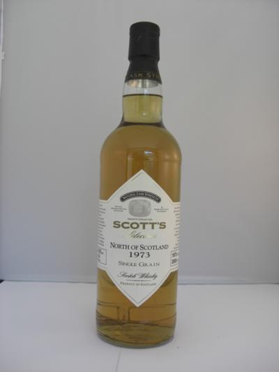 North of Scotland 32 years old single grain