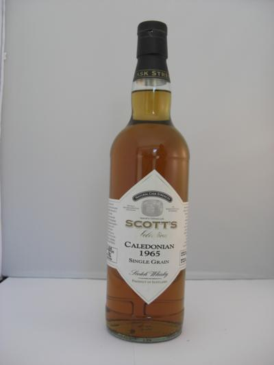 Caledonian 46 years old single grain