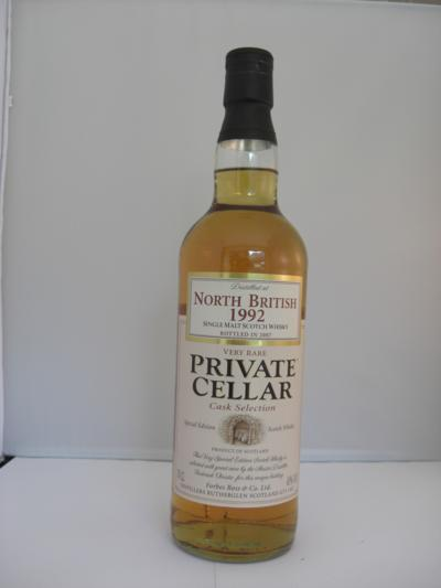 North British 15 years old single grain