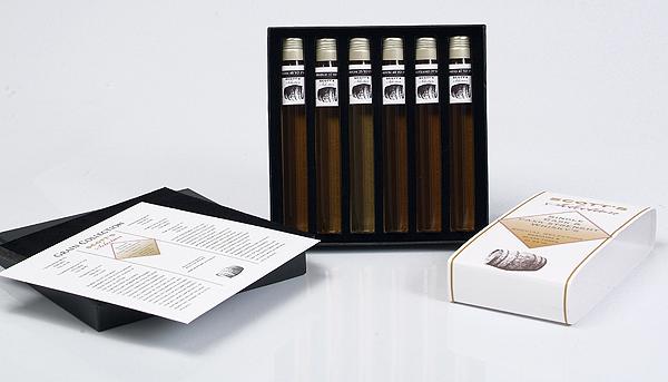 Collection set 01 (Aberlour) cardboard box